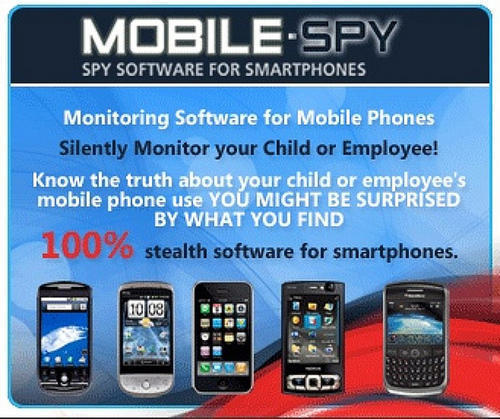 mobile spy softare