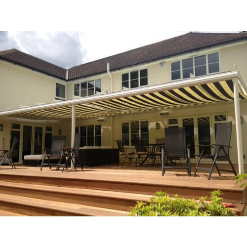 Fixed Terrace Awnings At Rs 120 Square Feet