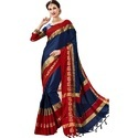 Cotton Silk Saree