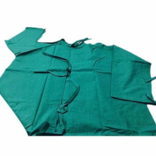 Plain Surgeon Gown at Rs 120 /piece   Surgeon Gown - Kunj Bihari ...