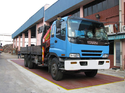 Pit Electronic Weighbridge