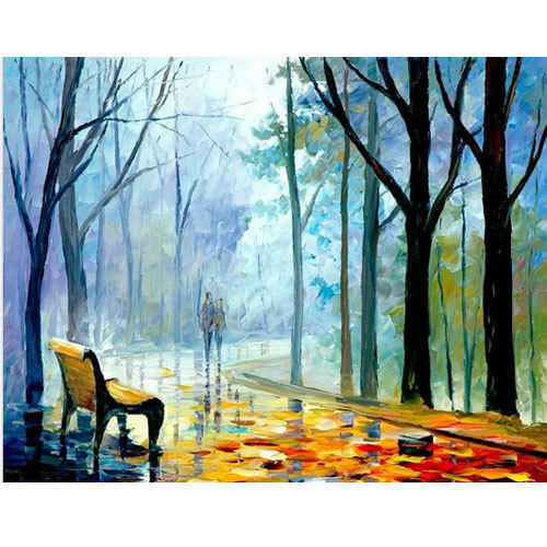 Abstract Landscape Painting At Rs 9000 Piece Landscape