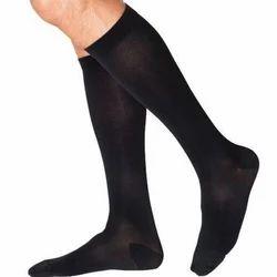Zikoba Cotton Men Long Socks, Size: Free Size