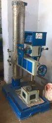 Mild Steel Manual Heavy Duty Radial Drill Machines