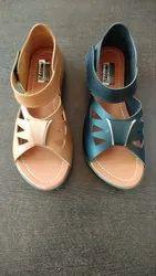 e889d779b2cd Ladies Simple Flat Sandal at Rs 120  pair