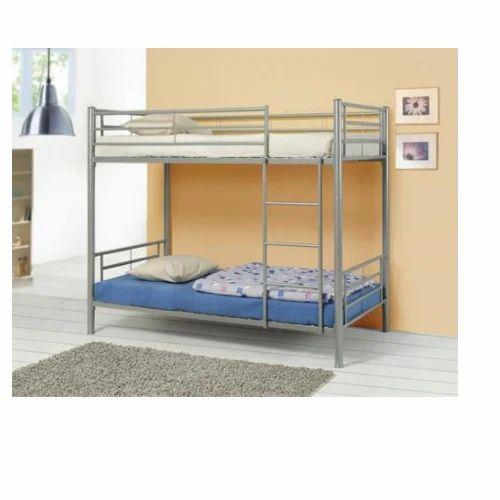 Wood Hostel Bunker Bed Length 2000 Mm Amardeep Designs India P