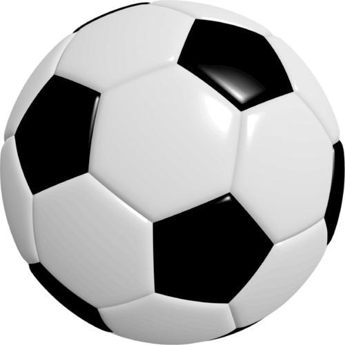 black and white football at rs 200 piece soccer ball id
