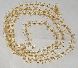 Quartz Bead Chain