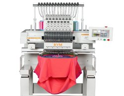 RVM Single Head Boring Embroidery Machine For Blouse And Kurti
