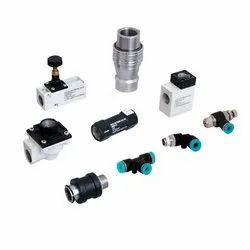 Aluminium Fitting And Accessories for Pneumatic Valve