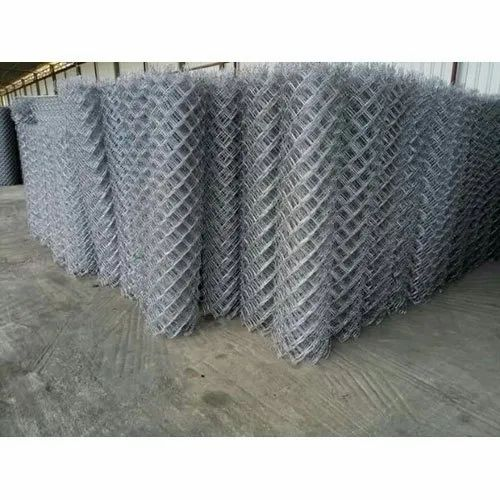 Chain Link Fencing - GI Chain Link Mesh Manufacturer from Coimbatore