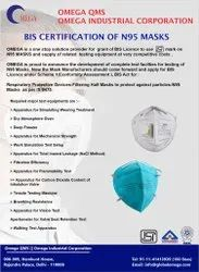 Bis Certification Of N95 Masks As Per IS 9473