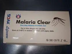 Plastic Malaria Testing Kit, For Hospital