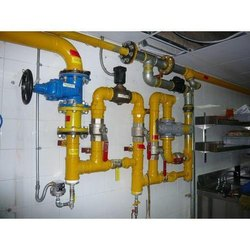Commercial Gas Pipeline Installation Service