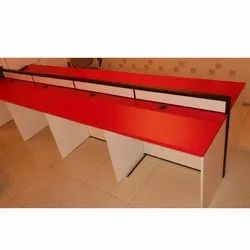 Linear Office Workstation - KO-CU-023