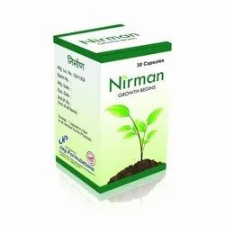 Nirman Hair Growth Begins Capsules