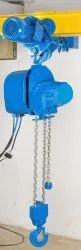 Electric Chain Hoist, Capacity: 0.5 to 20 Ton
