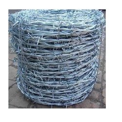 Barbed Fencing Wire, Gauge Size - 12g, 14g