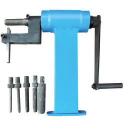 Hand Operated Hydraulic Hose Skiving Machine