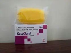 Ketoconazole, Glycerine, Kokum Butter and Olive Oil Soap