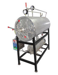 Horizontal Cylindrical High Pressure