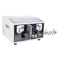 ST-02F 8mm Wire Cutting Stripping Machine