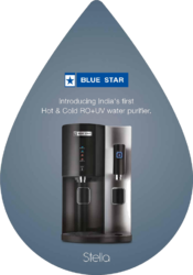 Bluestar RO Water Purifier, Capacity: 5-10 L