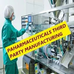 Allopathic Third Party Manufacturing of Capsules