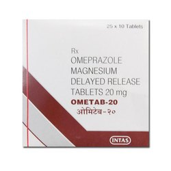 Omeprazole Magnesium Delayed Release Tablet