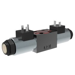 4/2 and 4/3 Directional Control Valve, Solenoid Operated