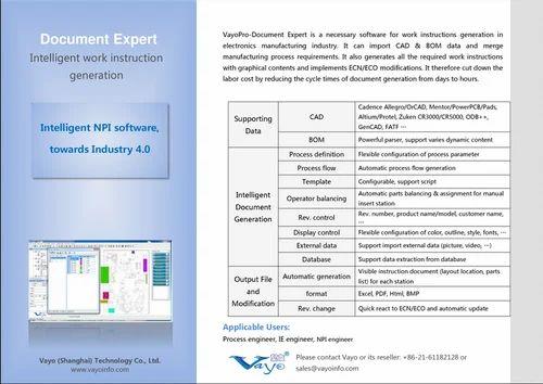 Document Expert Work Instruction Document Generation In Shirur
