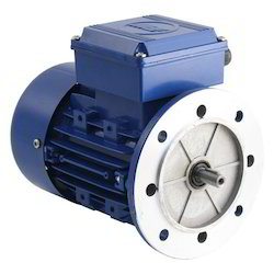 Single Phase Flange Type Motor