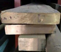 Brass Flat Bar, Thickness: 1-3 Inch
