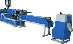 Plastic Waste Granules Making Machine