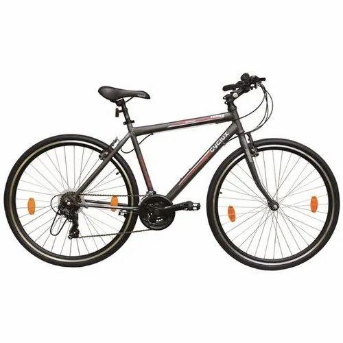 Black Cyclux Terra Bicycles