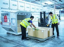 Air Freight Packaging Services