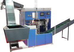 2000 BPH Plastic Bottle Making Machine