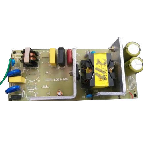 LED Light Driver PCB Assembly Services, Packaging Type: Box