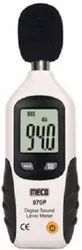 970P Meco Digital Sound Level Meter