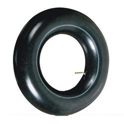 Black E Rickshaw Rubber Tyre Tube