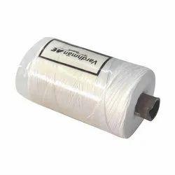 White Vardhman Sewing Threads