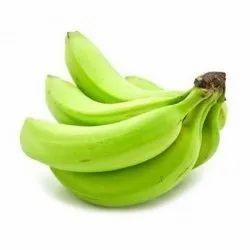 A Grade Green Raw Banana Wholesaler In Ahmedabad, Packaging Size: 20 Kg, Packaging Type: Carton