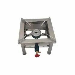 1 Stainless Steel Gas Burner (Brand: SSFW), For Kitchen, Size: 12