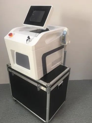 Dermatology Cosmetology Laser Equipment Ipl Diode Laser Hair Removal Machine Manufacturer From Mumbai