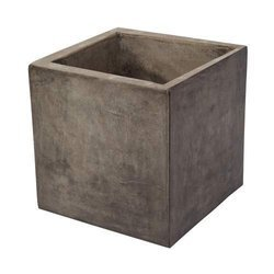 Square Concrete Pot