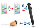 Spy Bluetooth Pen Earpiece Set