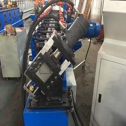 Automatic Door Panel Roll Forming Machine