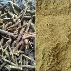 Athimathuram (Glycyrrhiza glabra) (Mulethi)