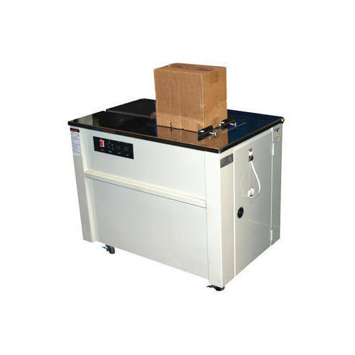 Vpack Semi Automatic Carton Strapping Machine