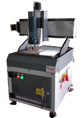 CNC PCB Drilling Machine : Table Top